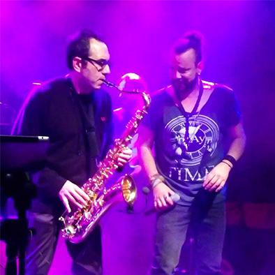 Christos Dantis and Mple live