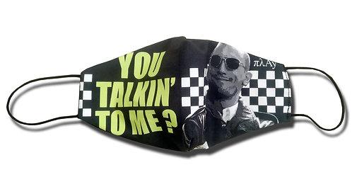 Taxi Driver Facemask