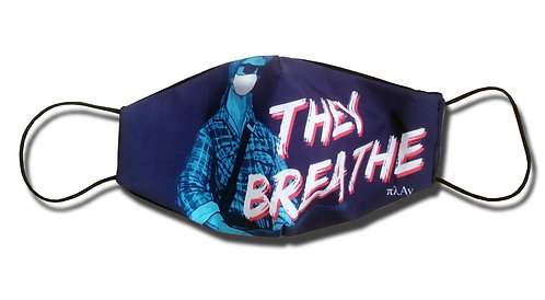 They Breathe Facemask