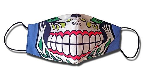 Día De Los Muertos v1 Facemask