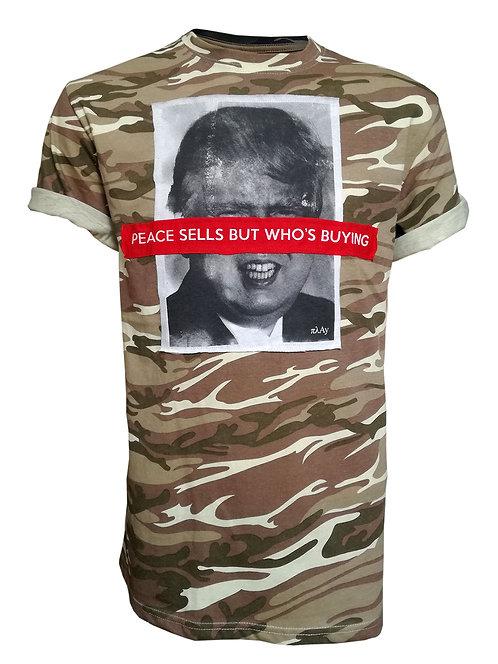Peace Sells (camo)