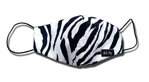 Zebra Facemask