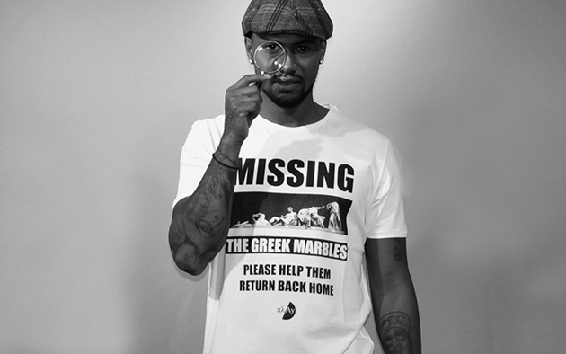 Missing by Play-Shirts