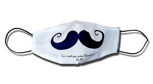 La Moustache Facemask