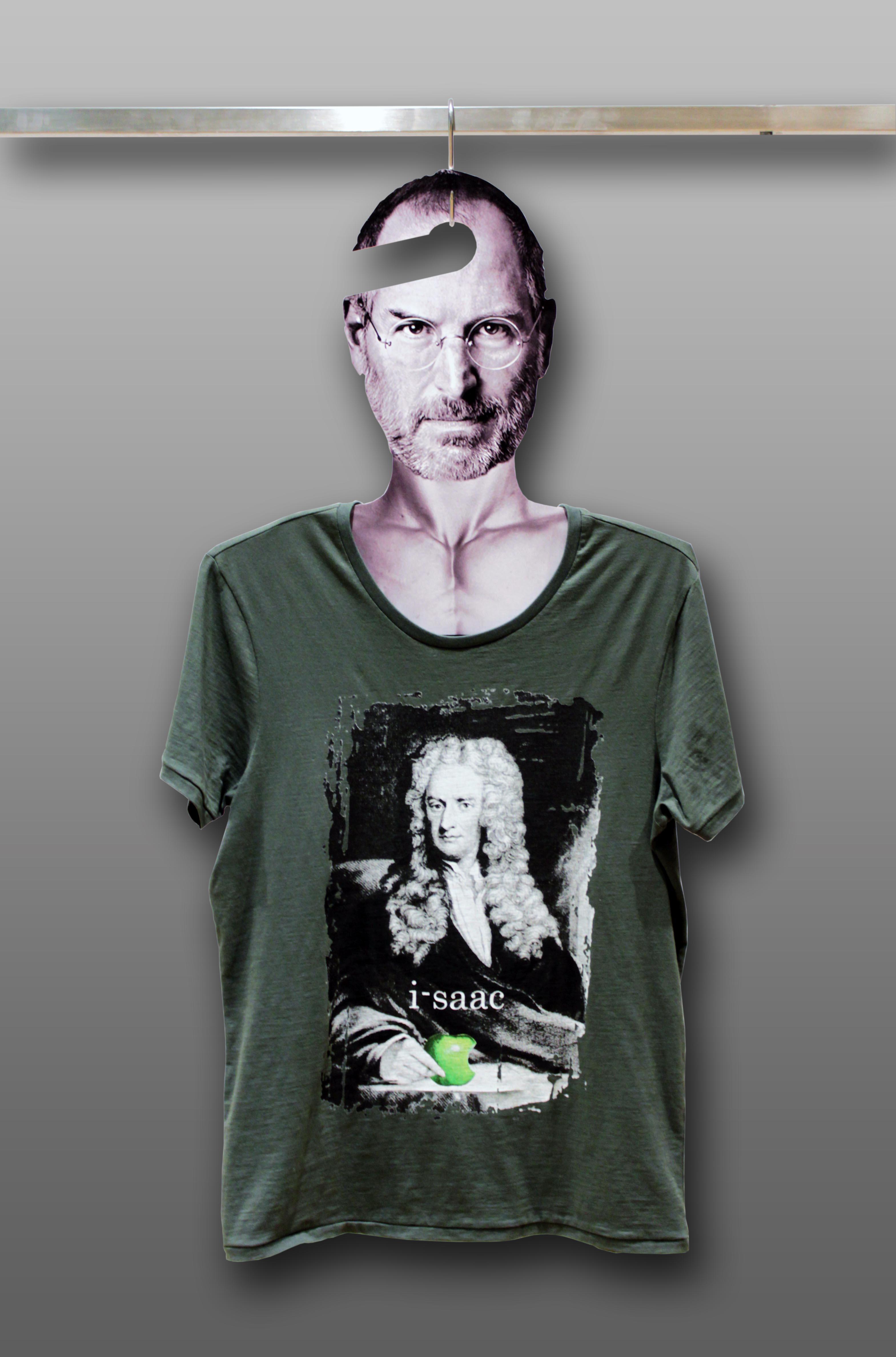 I-saac Newton by Play-Shirts