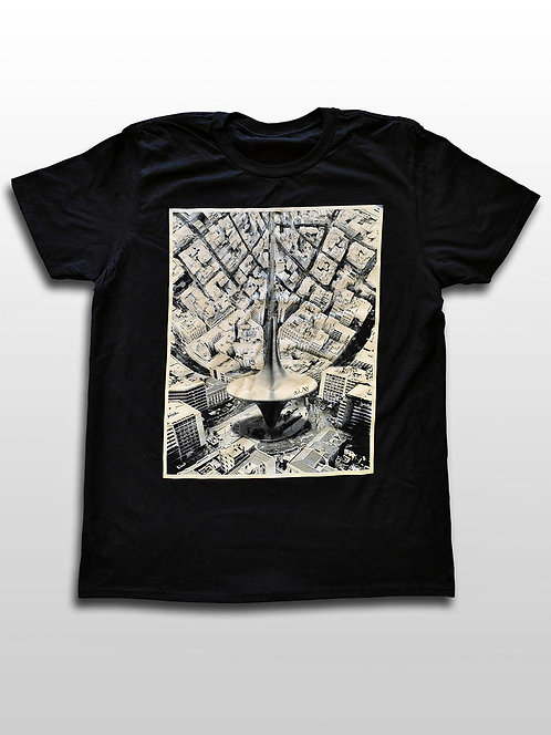 Inception Athens - Augmented Reality T-shirt
