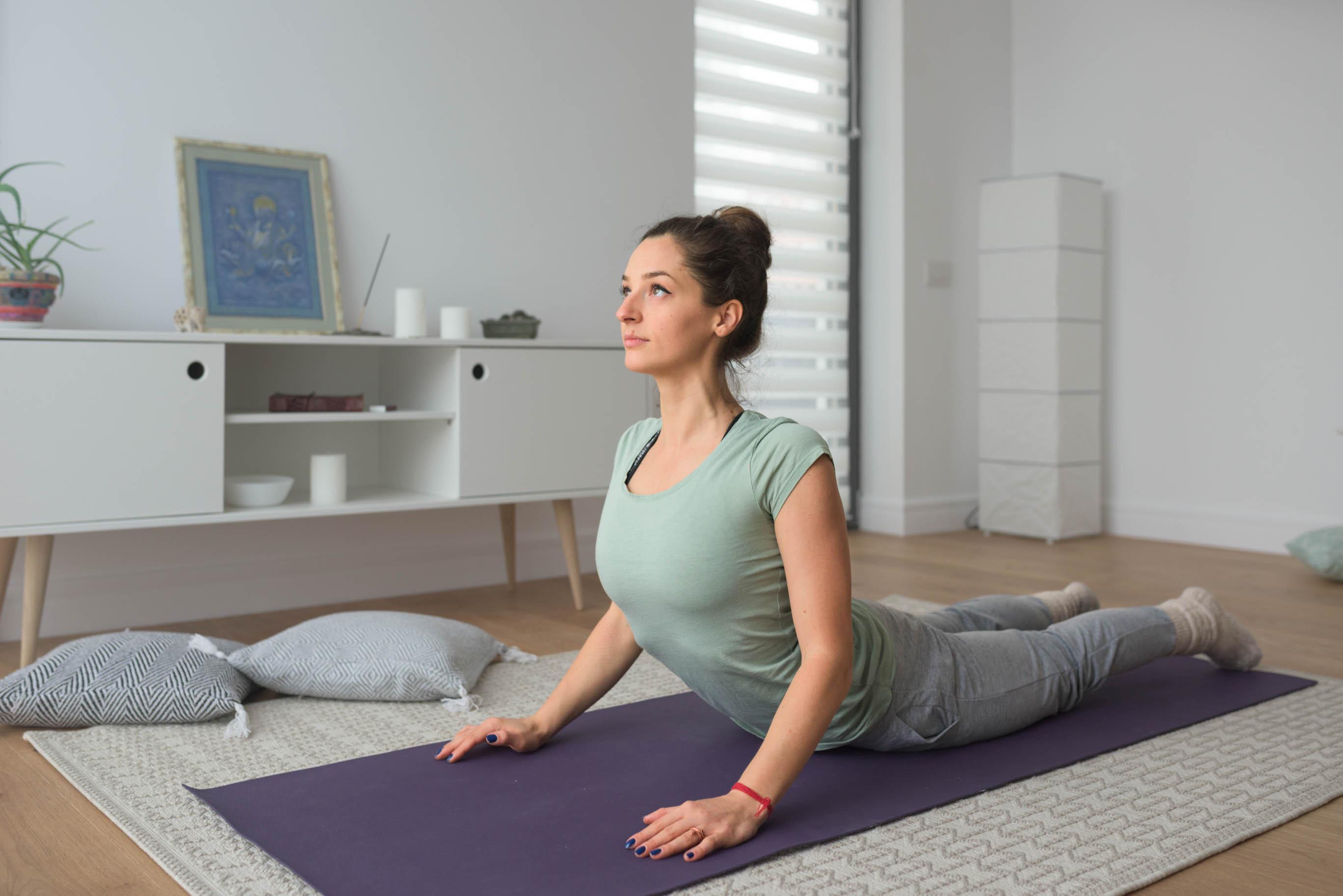 Online Pilates with Oana