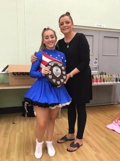 Scholarship winner Megan Piper