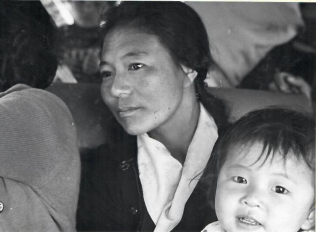 Migmar Tsering and Losang Rabgey (Montreal, QC).