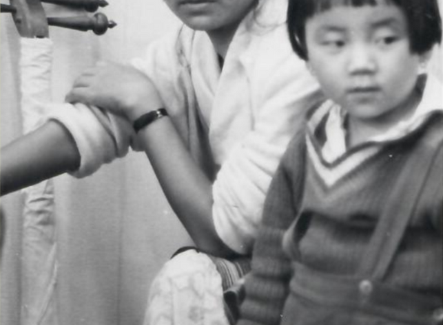 Tsamla Khangsar and Dicki Chhoyang (Montreal, QC).