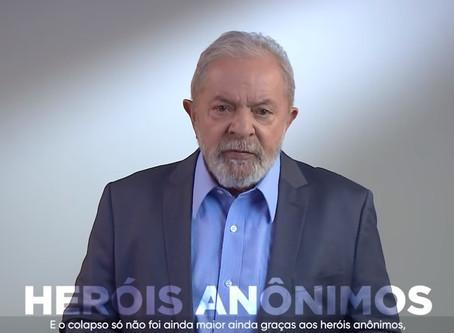 Lula em importante discurso comemora a Independência do Brasil