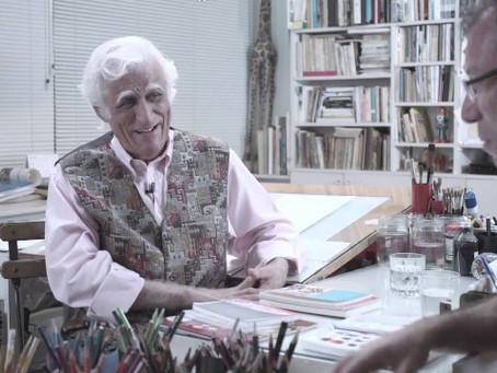 Ziraldo entrevista Flávio Carneiro