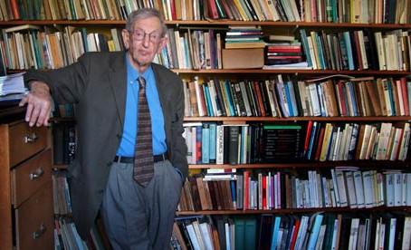 Eric Hobsbawm, um militante da História