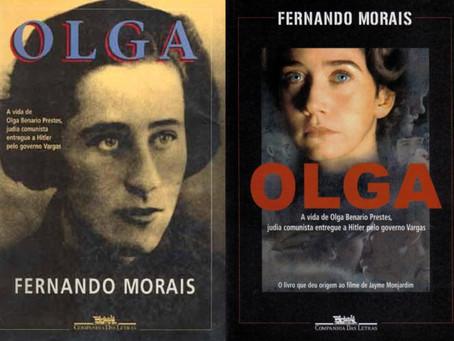 O talento de Fernando Morais adaptado pelo cinema.