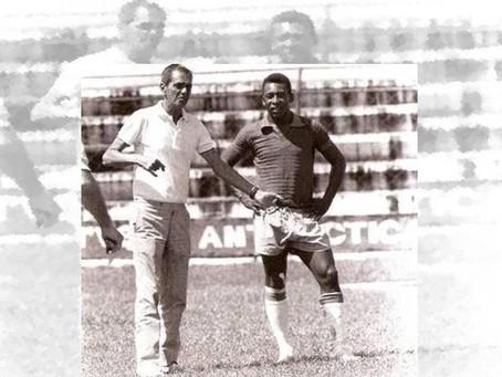 Quem não faz leva, as máximas e expressões do futebol brasileiro.
