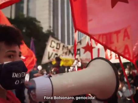 Haddad na Paulista: discurso de mestre