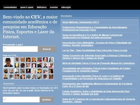 Raul Milliet Filho, editor do Deixa Falar, entrevista Laércio Elias Pereira sobre o CEV