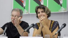 Flávio Carneiro, Manuela d'Ávila e Pedro Meira, jurados do prêmio Casa de las Américas em Cuba