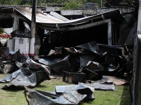 A fatalidade no Centro de Treinamento do Flamengo