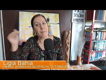 Entrevista da médica sanitarista e professora da UFRJ Ligia Bahia ao Tutaméia. Em 2018.