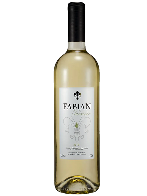 Vinho Brasileiro Fabian Branco