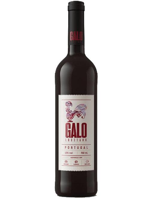Vinho Português Galo Lusitano Tinto 750 mL