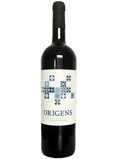 Vinho Português Alentejano Origens Tinto 750 mL