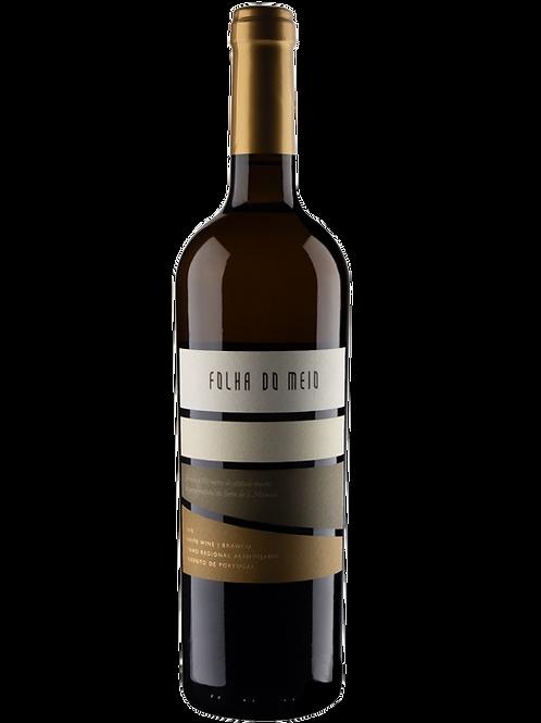 Vinho Branco Folha do Meio Colheita Alentejo