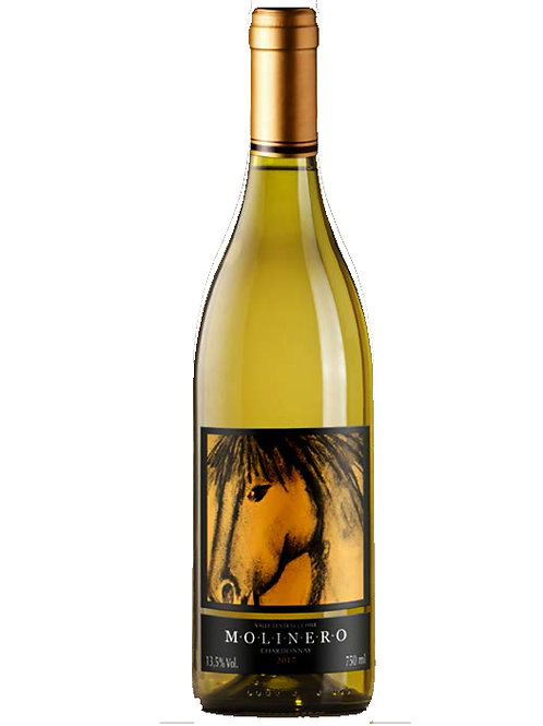 Vinho Chileno Chardonnay Molinero 750 mL