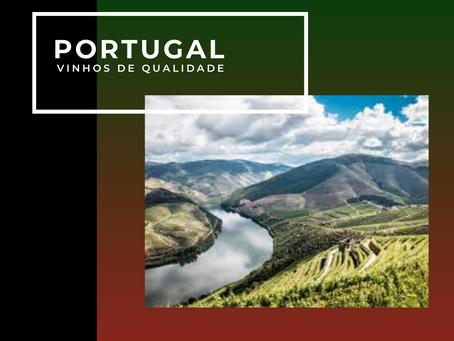 Portugal - Vinhos de qualidade