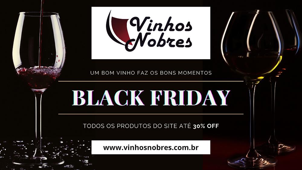 Black Friday de Vinhos