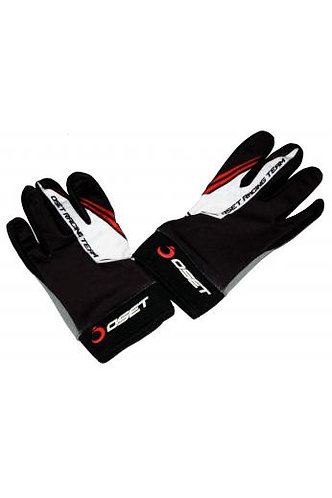OSET RIDING GLOVES ELITE RANGE (BLACK)