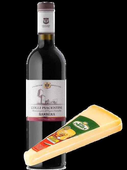 Kit Colli Piacentini e Grana Padano Gran Mestri