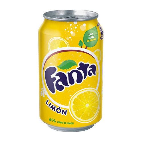Fanta Limón 330cl
