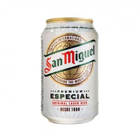 Cerveza 330cl (San Miguel)