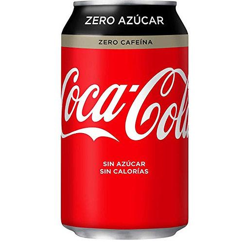 Coca Cola Zero 330cl