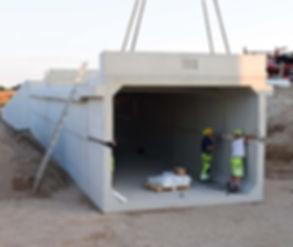firkanttunnel, tunnel, noroq