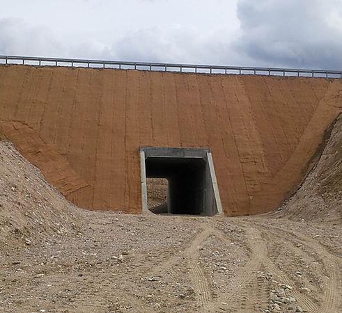 firkanttunnel, firkant, tunnel, noroq