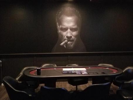 Take a Tour of Our Cigar Lounge