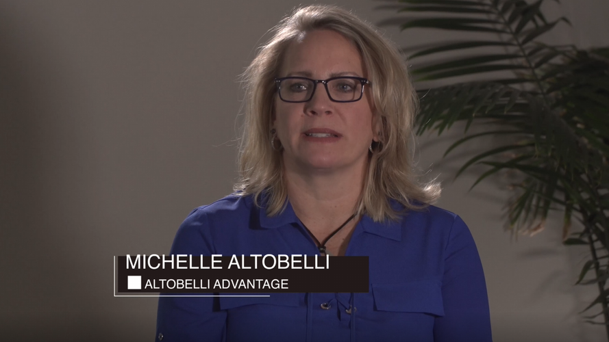 Michelle Altobelli Testimonial for The Social