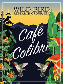 Organic Costa Rican x Wild Bird Research Group