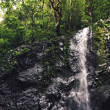 Largest Waterfall Within The Reserve