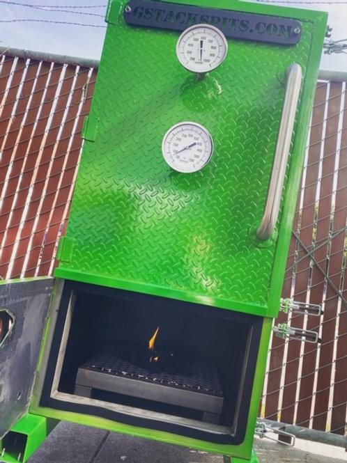 Backyard Vertical Smoker