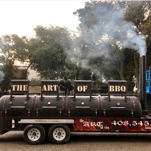 The ART Of BBQ