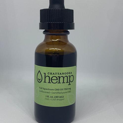 1 fl oz Tincture - 750 mg