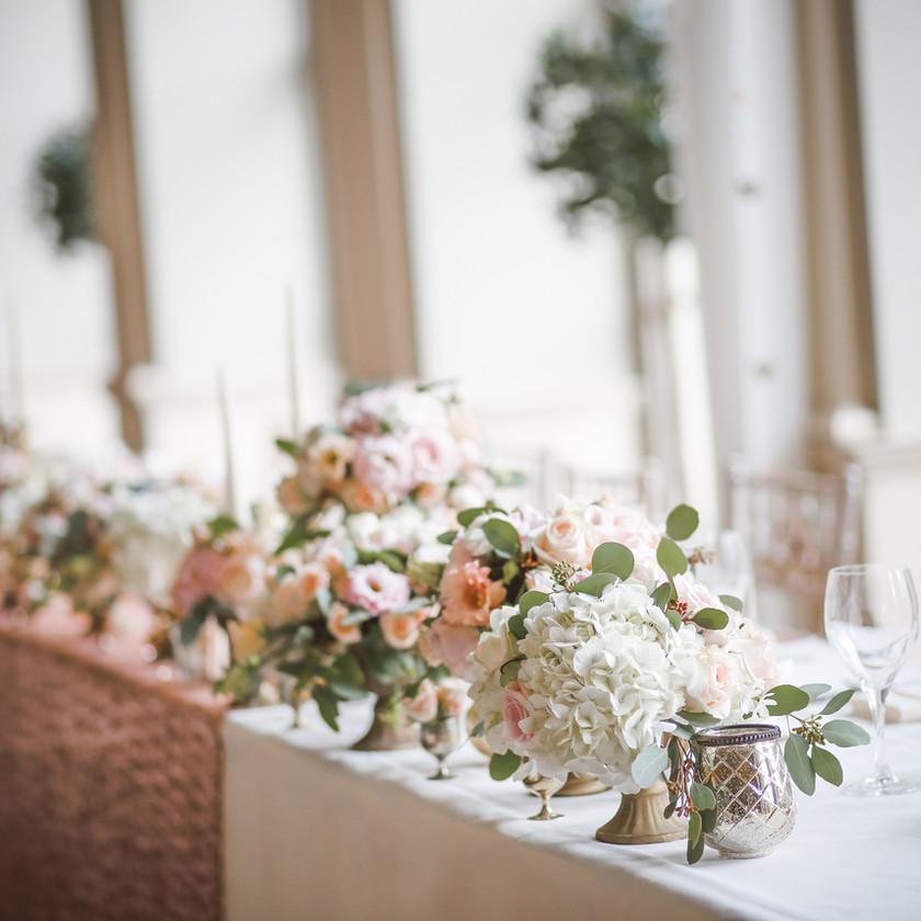 laglums event, organisateur de mariage table de mariée décoration