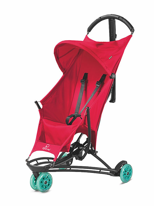 Quinny YEZZ Bold Berry Stroller เยสส์ สีแดง (1/2 yrs-4 yrs / 0-15 Kgs)