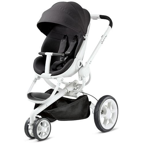 Quinny Moodd Black Irony Stroller มูดด์ สีดำ (0-4 yrs / 0-15 Kgs)