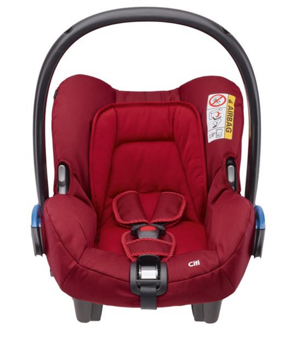 Citi Car Seat in Red