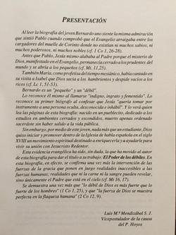 Texto Padre Hoyos